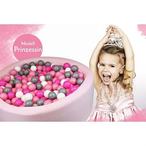 meinbaellebad.de Bällebad Prinzessin Rosa
