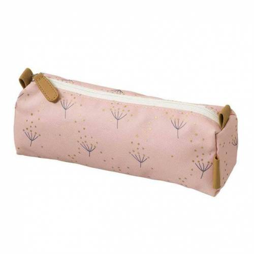 Fresk Stiftemäppchen Pusteblume rosa