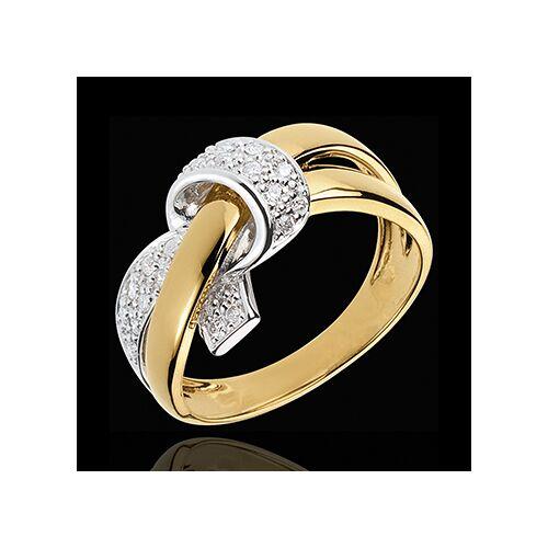 Edenly Ring sicherer Knoten
