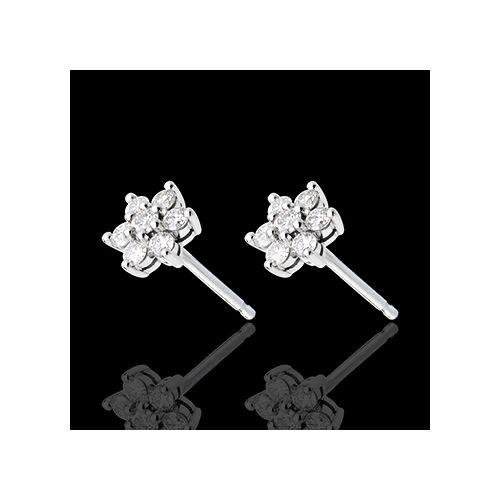 Edenly Ohrstecker Lotusblüte - 0.33 Karat