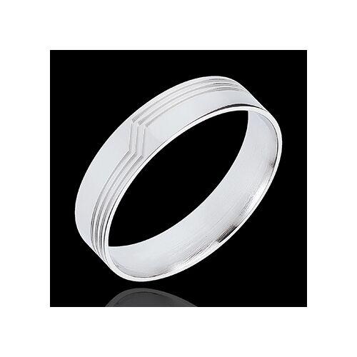 Edenly Ring Wende aus Weissgold