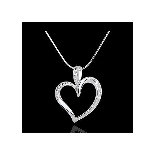 Edenly Anhänger Sinnliches Herz - 10 Diamanten