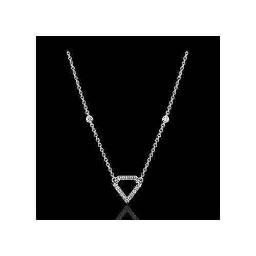 Edenly Collier Vielfalt - Diamantra - 9 Karat Gold und Diamanten