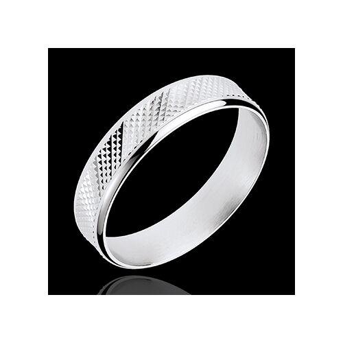 Edenly Ring Loft aus Weissgold