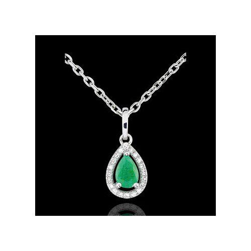 Edenly Anhänger Indische Schönheit - Smaragd