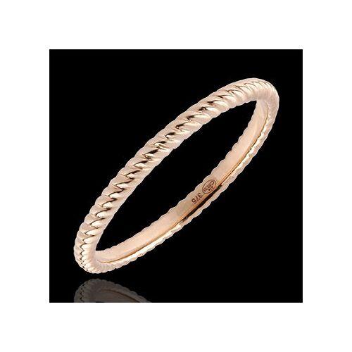 Edenly Ring Goldenes Seil - Roségold