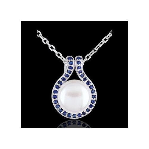 Edenly Anhänger Adélie - Perlen und Saphire