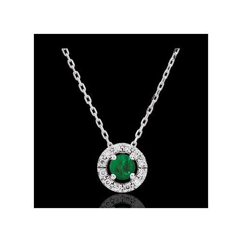 Edenly Collier Clévia - Smaragd