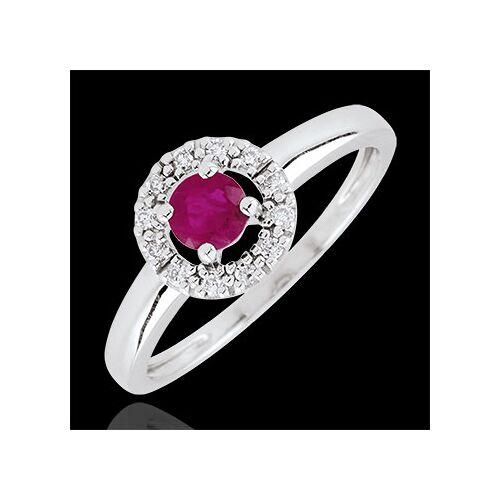 Edenly Ring Clévia - Rubin