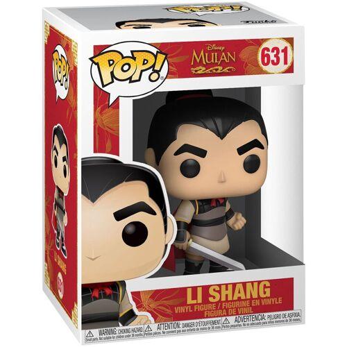 Mulan FUNKO POP Vinylfigur! -  Mulan Li Shang Vinyl Figur Funko Pop Vinylfigur-multicolor - Offizieller & Lizenzierter Fanartikel - Offizieller & Lizenzierter Fanartikel multicolor