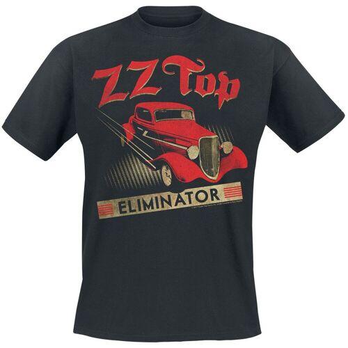 ZZ Top Eliminator Herren-T-Shirt  - Offizielles Merchandise schwarz