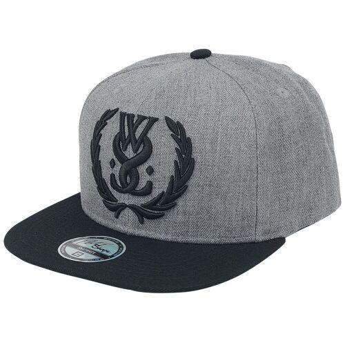 While She Sleeps Logo Cap-grau - Offizielles Merchandise grau