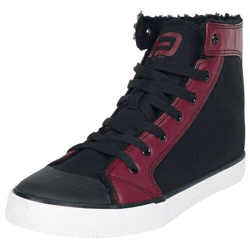 RED by EMP Gefütterte Sneaker Sneaker schwarz