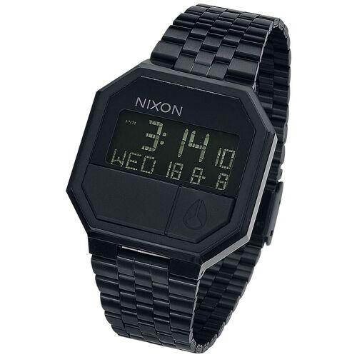 Nixon Re-Run - All Black Armbanduhren-schwarz