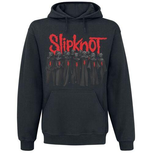 Slipknot Slipknot Logo Herren-Kapuzenpullover  - Offizielles Merchandise schwarz