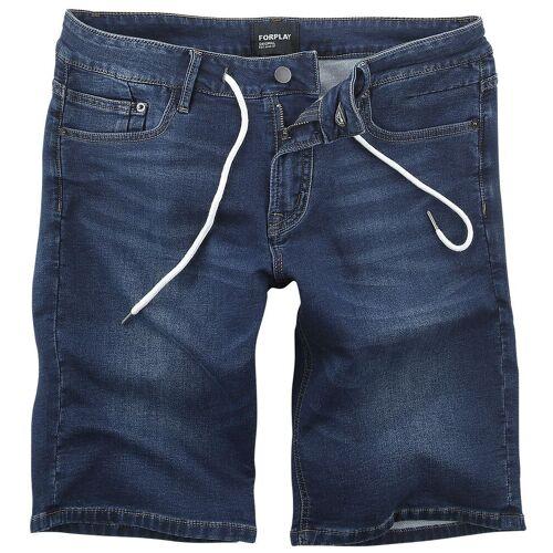 Forplay 5 Poket front Herren-Short blau