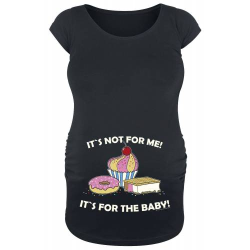 Umstandsmode It`s Not For Me! Damen-T-Shirt
