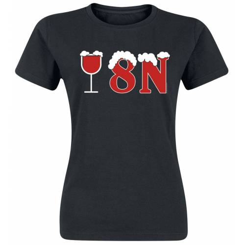 Weinachten Damen-T-Shirt