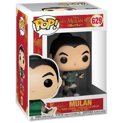 Mulan FUNKO POP Vinylfigur! -  Mulan Mulan as Ping Vinyl Funko Pop Vinylfigur-multicolor - Offizieller & Lizenzierter Fanartikel - Offizieller & Lizenzierter Fanartikel multicolor