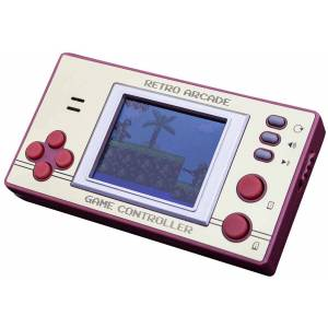 Retro Arcade Games Arcade Games - Unterhaltungselektronik-multicolor - Offizieller & Lizenzierter Fanartikel multicolor