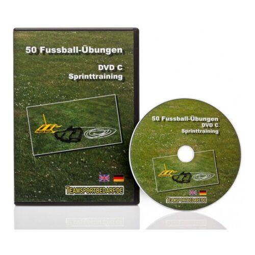 Teamsportbedarf.de DVD - Sprinttraining (50 Videos)