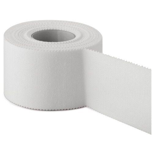Teamsportbedarf.de Sporttape - Tape Band (3,8 cm x 10 m) Farbe: Weiß