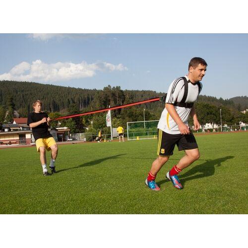 Teamsportbedarf.de Trainings-Gurt 5 - Sprinttraining mit Schnellöffnungsfunktion