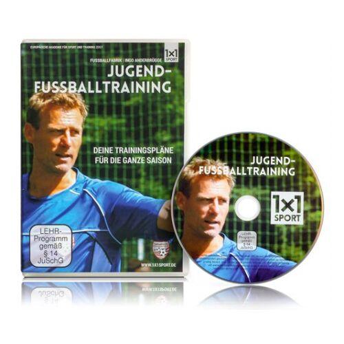DVD - Jugend-Fussballtraining