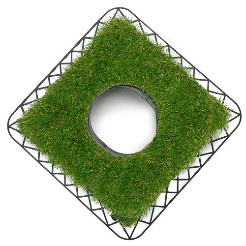 Teamsportbedarf.de Kunstrasenmanschette (Rasenmähhilfe) - für Torpfosten