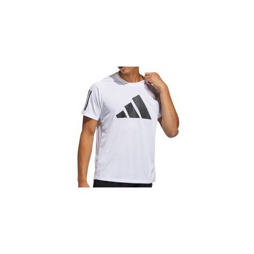 Adidas FreeLift 3 Bar Tee, Gr.: M weiss M