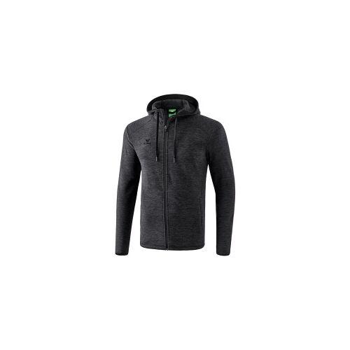 erima Fleece Jacket, Gr.: S grau S