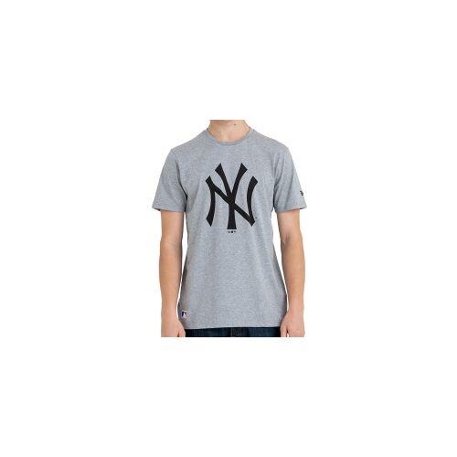 New Era New York Yankees Team Logo Tee, Gr.: M grau M