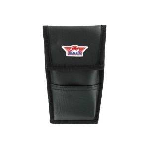 Bulls Darts Taschen & Koffer - UNO PAK - Leather Black (Quiver included)