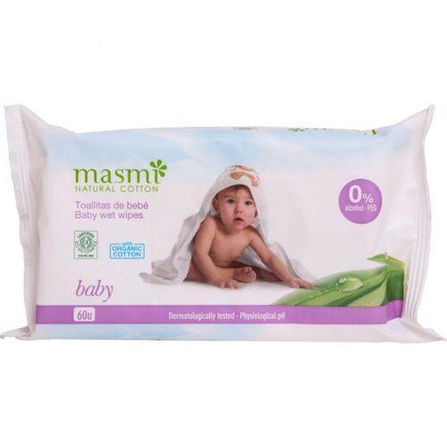 Masmi Bio Feuchttücher Baby