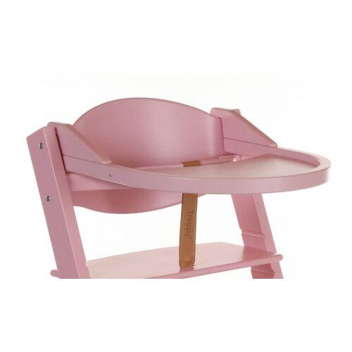 Treppy Spielbrett für Treppy 1018 Pink Kinderhochstuhl