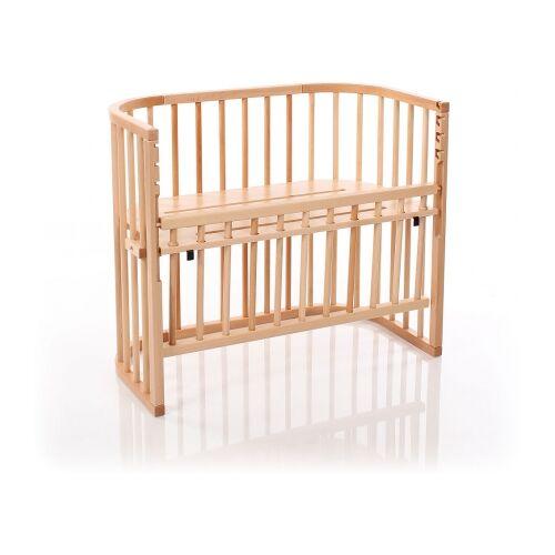 babybay Tobi babybay Beistellbett Comfort natur lackiert
