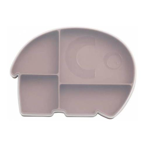Sebra Silikon-Teller mit Deckel Fanto rustic plum (sebra)