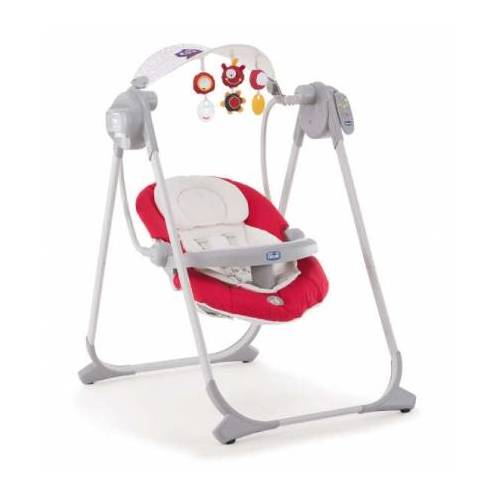 Chicco Babyschaukel Polly Swing Up Paprika