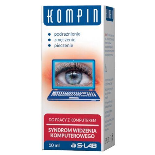 S-LAB Kompin, Augentropfen, 10ml