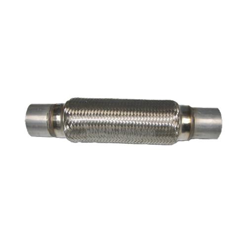 Ø 58 und 53 mm x 250 mm Flexrohr flexibles Rohr Abgasrohr Wellrohr