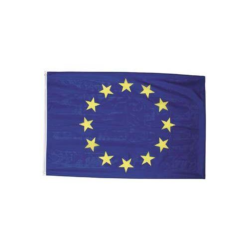 Fahne, Europa, Polyester, Gr. 90 x 150 cm