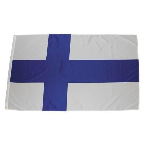 Fahne, Finnland, Polyester, Gr. 90 x 150 cm