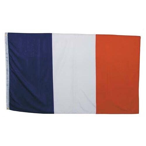 Fahne, Frankreich, Polyester, Gr. 90 x 150 cm