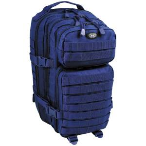 US Rucksack, Assault I, Basic, blau