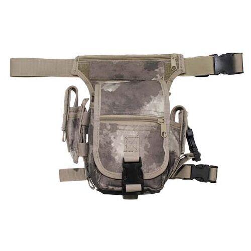 Hip Bag, HDT-camo, Bein- und Gürtelbefestigung