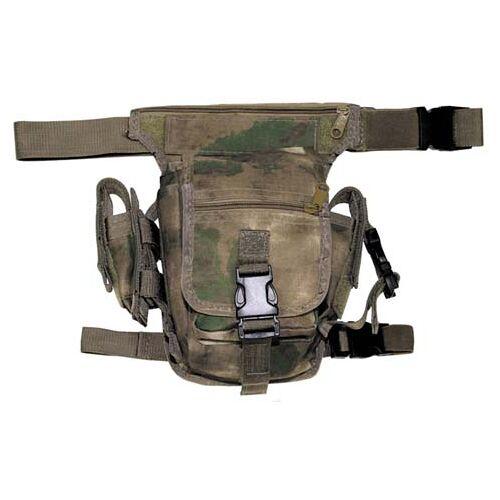 Hip Bag, HDT-camo FG, Bein- und Gürtelbefestigung