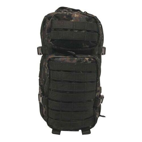 US Rucksack, Assault I, flecktarn