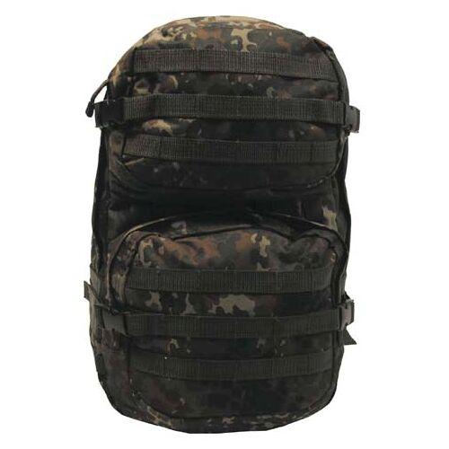 US Rucksack, Assault II, flecktarn