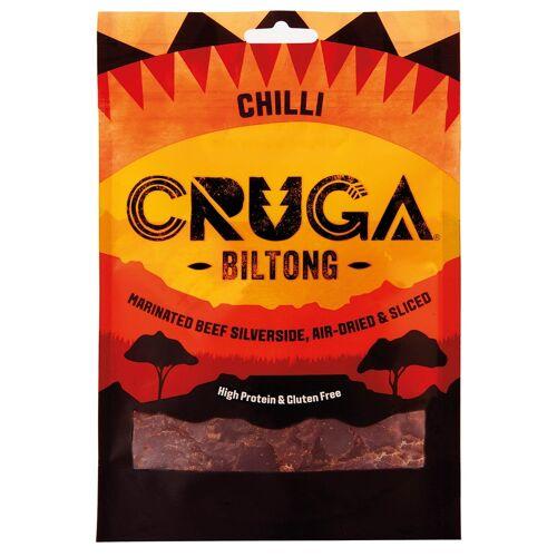 Cruga Biltong, Chilli, 70 g, 5% Mwst.