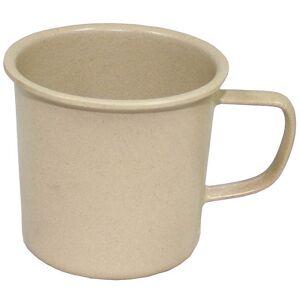 """Braun Tasse, """"Bambus"""", braun, 400 ml, Becher Durchmesser 8,5 cm"""
